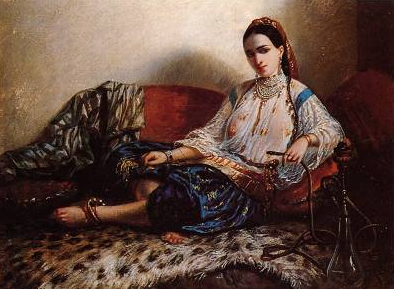 Les chichas dans la noblesse Ottomane