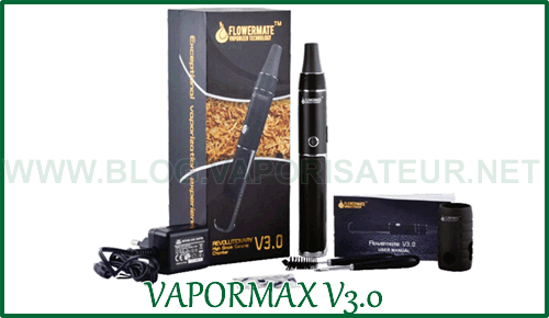 Vapormax V3 - vaporizer stylo