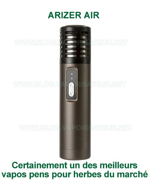 Arizer Air le pen vape le mieux noté