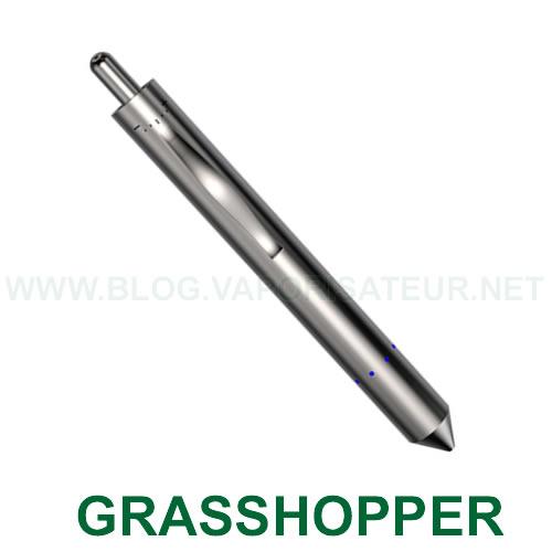 Vaporisateur pen le plus stylo du monde - Grasshopper